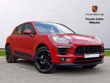 Homepage | Porsche Centre Wilmslow on